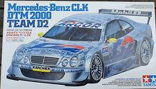 Tamiya Mercedes-Benz CLK DTM 2000 Team D2 1:24