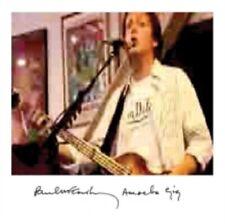 Paul McCartney Amoeba Gig New CD