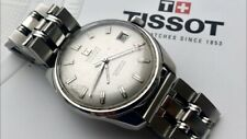 TISSOT Seastar Automatic Steel 1970s Vintage Watch Reloj Montre Swiss