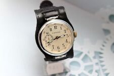 PAUL MOSER Swiss antique men's mechanical wristwatch