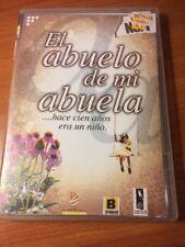 El Abuelo De Mi Abuela...hace cien anos era un nino (DVD) Disco 1...181