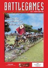 Battlegames-Issue 11-Jan/FEB 2008-gioco la guerra di indipendenza americana