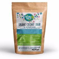 Organico Cocco Zucchero 1kg * Basso GI dolcificante * ricchi di potassio