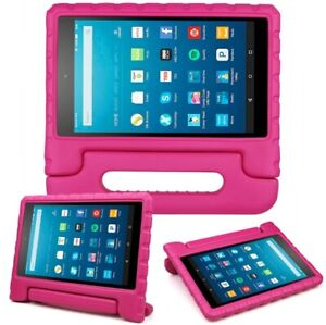 Apple iPad 10.2 inch 2019 Max Protection Kickstand Shockproof Case Cover For Kid