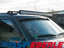 LED Bar Halter schwarz Lightbar Bracket Jeep Grand Cherokee ZJ 92-98