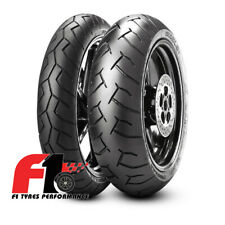 Coppia Gomme Moto Pirelli Diablo 120/70 R17 (58W)+190/50 R17 (73W) [4G]