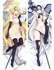 Fate/Grand Order FGO Dakimakura Jeanne d'Arc Anime Girl Body Pillow Cover Case
