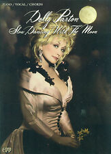 DOLLY PARTON-SLOW DANCING WITH THE MOON-PIANO/VOCAL/GUITAR CHORDS MUSIC BOOK-NEW