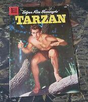 Tarzan Dell #83 1956 Comics Book CS
