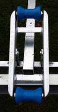Mittelrolle V Kipp Rolle Kielrolle für Trailer Bootsanhänger Boot Anhänger Neu