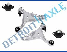 New 4pc: Front Lower Control Arms & Lower Ball Joints for 1999 - 2006 Volvo S80