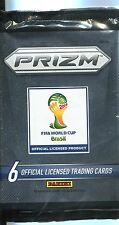 Panini Prizm Fifa World Cup Brazil Factory Sealed Hobby Packet / Pack