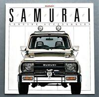 Hyper Rev Vol.207 Suzuki Jimny Samurai book tuning custom JA 22 JB 23