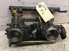 2004 Arctic Cat Firecat 600 F6 EFI Throttle Body Square Sabercat 600 Sabercat
