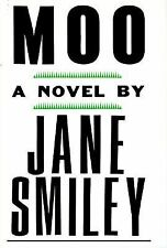 Moo by Jane Smiley (1995, Hardcover)