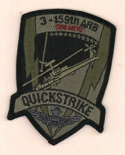 159th ARB 3-159th Quick strike Army patch 3 x 4 in