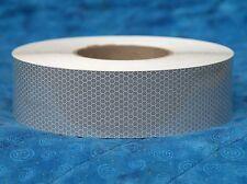 "Authentic 3M 3150A SOLAS Reflective Pressure Sensitive Tape 2""x6' Pinstripe"