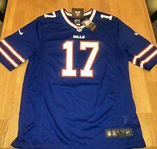 Authentic Nike Josh Allen Buffalo Bills Mens Jersey