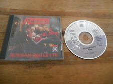 CD Metal Accept - Russian Roulette (10 Song) RCA REC JAPAN