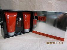 DUNHILL DESIRE FOR A MAN 3 PCS SET:5 ML EDT Mini + 1.7 oz Shower+ 1.7 Shave Balm