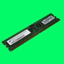 Micron MT18HTF12872PY-667D2 1 GB DDR2 PC2 5300P  ECC Reg DDR2