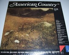 AMERICAN COUNTRY (SEALED) Tex Ritter,Sonny James,Glen Campbell, Roy Rogers, etc