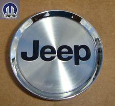 JEEP GRAND CHEROKEE 2001 - 2004 WHEEL CENTER CAP HUB CHROME ORIGINAL FACTORY NEW
