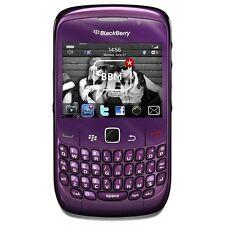 BlackBerry Curve 8520 Unlocked GSM OS 5.0 2MP Camera Phone - Purple - New