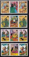 1979 Belize Year of the Child Sc# 498 499 521 522 513-520 Complete w/labels