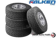4 X Falken Wild Peak A/T3W 255/70R17 112T All Terrain Any Weather Rugged Tires