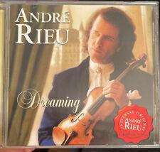 André Rieu : Andre Rieu: Dreaming CD (2010) - VGC - FREE UK P+P