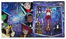 SDCC 2017 Marvel Legends Series A-FORCE Heroines 6-Pack TRU Exclusive Brand New!