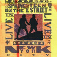 Bruce Springsteen, & Il E St - Live IN New York City Nuovo CD