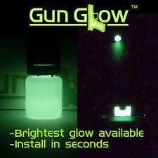 Gun sight paint-Gun Glow phosphorescent glow in the dark gun sights paint-5ml