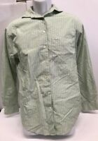 FACONNABLE MENS DRESS SHIRT BUTTON DOWN SIZE S