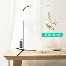 USB Floor Table Lamp LED Light Flexible For Study Work Reading Office Bed Desk