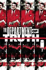 Department Of Truth #2 Cover A & Cover B 2020 Image Comics