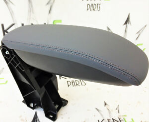 CITROEN C3 DS3 GENUINE LEATHER GREY ARMREST CENTRE ARM REST LID A0560501001