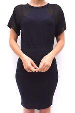 Vestiti da donna blu marca Karen Millen girocollo