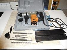 Bohrmaschine BMH 26 Bohrhammer Meißel und Bohrer Set 620W von T.I.P. neuwertig
