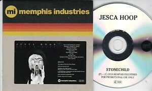 JESCA HOOP STONECHILD RARE PROMO CD