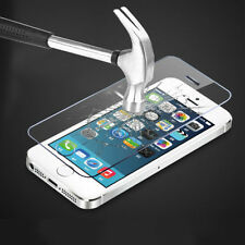 New Tempered Glass Film Screen Protector Guard Film For iPhone 5 5S 5C SE