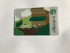 Geschenkkarte Starbucks 🇹🇼 Taiwan Coffee Life