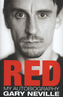 Red: my autobiography by Gary Neville (Hardback) Expertly Refurbished Product