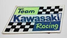 Embroidered Team Kawasaki Racing Iron On Patch (A993)