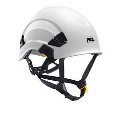 Petzl Vertex Climbing Rescue Rope Access White Helmet EasyClip Ansi Osha