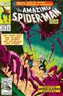 AMAZING SPIDER-MAN 372 Jan 1993 N/Mint Never Read New Old Stock Vs Spider Slayer