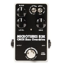 Darkglass Microtubes B3K CMOS Bass Overdrive Pedal!  MTB3K