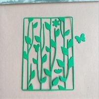 Stanzschablone Schmettling Weihnachten Hochzeit Oster Geburtstag Karte Album DIY