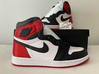 Nike Air Jordan 1 Retro OG High Satin Black Toe WMNS CD0461-016